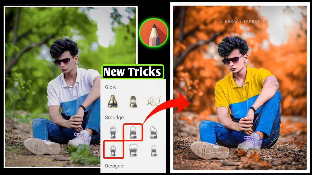 autodesk sketchbook photo editing tutorial